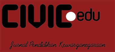 Civic Edu : Jurnal Pendidikan Kewarganegaraan