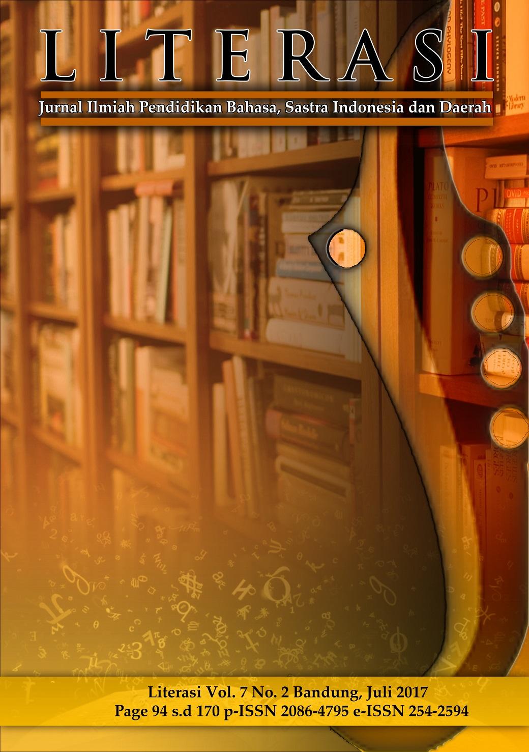 Kajian Kode Bahasa Sastra Dan Budaya Dalam Kumpulan Cerpen Pilihan